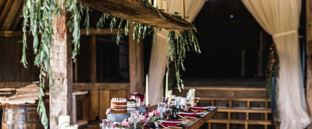 Looking for Rustic Wedding Venues in Northeast Ohio?
